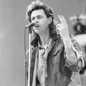Bob Geldof sporthalle hamburg