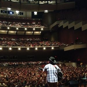 Rodney Carrington Knoxville Auditorium