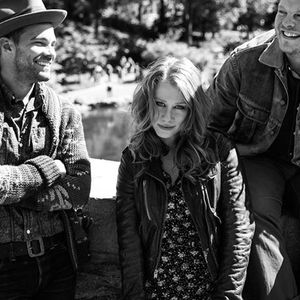 The Lone Bellow Rex Theater