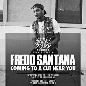 Fredo santana House of Blues San Diego