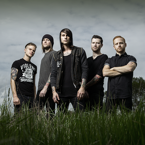 Blessthefall Merriweather Post Pavilion