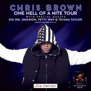 Chris Brown US Airways Center