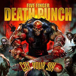 Five Finger Death Punch Huntington Center