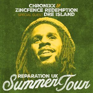 Chronixx O2 Academy Oxford