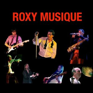 Roxy Musique Manchester Academy 3