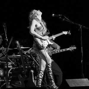 Ana Popovic The Asylum
