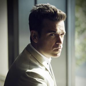 Robbie Williams ISLAND OF FREEDOM