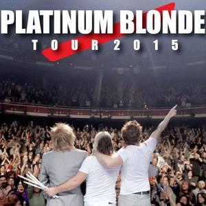 Platinum Blonde The Starlite Room