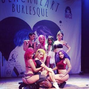Suicide Girls Blackheart Burlesque Mill City Nights