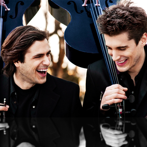 2Cellos Count Basie Theatre