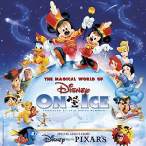 Disney on Ice Arena Geneve