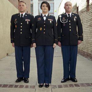 Army Musical Outreach Pepsi Center