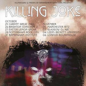Killing Joke O2 ABC