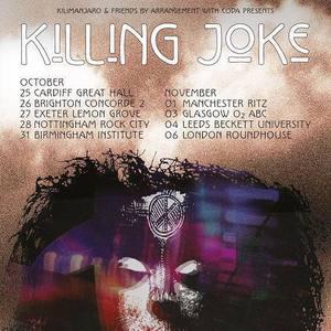 Killing Joke The Ritz
