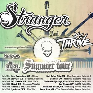 Stranger Jannus Live