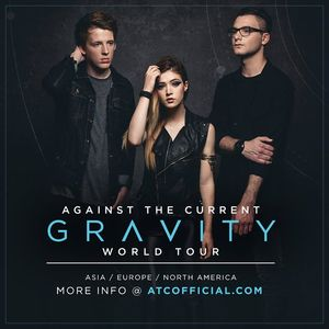 Against The Current Muziekcentrum Trix