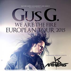 Gus G O2 Academy Islington