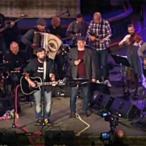 Kortreist Økumenisk Bluegrass Band Kristiansand Frikirke