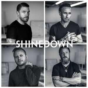 Shinedown Liverpool Echo Arena