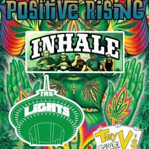 Positive Rising Nectar Lounge