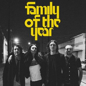 Family of the Year Troubadour