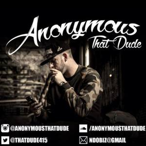 Anonymous That Dude Black Sheep