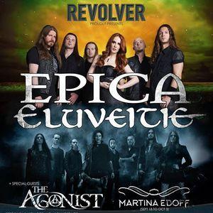 Eluveitie The Phoenix Concert Theatre