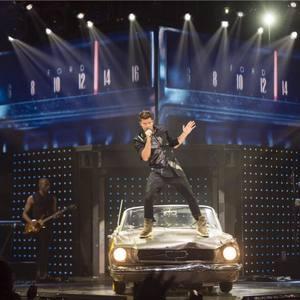 Ricky Martin Toyota Center