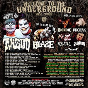 Twiztid Rex Theater