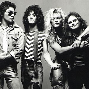 Van Halen PIEDMONT PARK