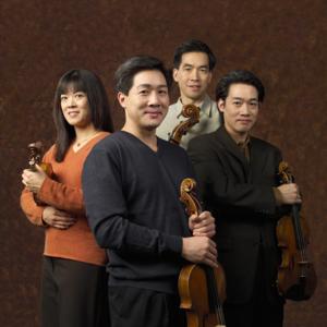 Ying Quartet Mesa Arts Center