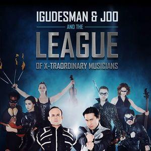 Igudesman & Joo Count Basie Theatre