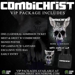 Combichrist Mill City Nights
