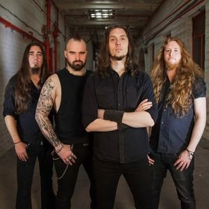 Evile Manchester Academy 2