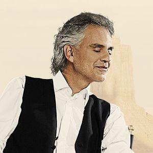 Andrea Bocelli MGM Grand Garden Arena