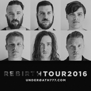 Underoath Royal Oak Music Theatre