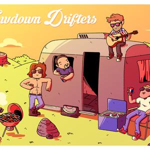 The Lowdown Drifters Loco Billys Wild Moon Saloon