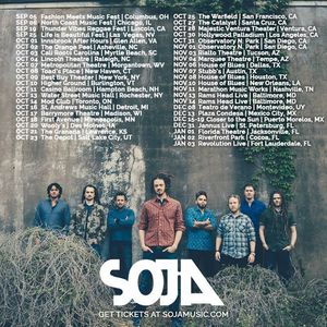 SOJA House of Blues New Orleans