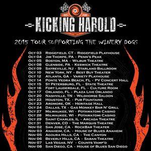Kicking Harold Marquis Theater
