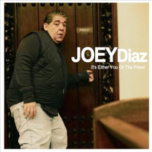 Joey Diaz Pittsburgh Improv