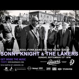 Sonny Knight & The Lakers The Independent