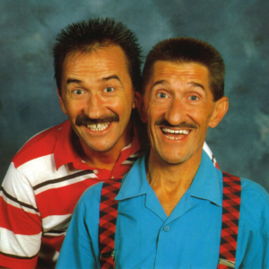 The Chuckle Brothers Chesterfield