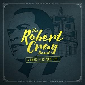 Robert Cray Turning Stone Resort & Casino Showroom