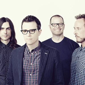 Weezer Sleep Train Amphitheatre