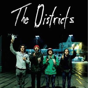 The Districts Electric Ballroom