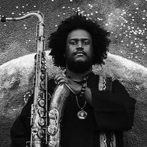 Kamasi Washington (le) poisson rouge
