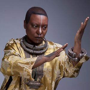 Meshell Ndegeocello (le) poisson rouge