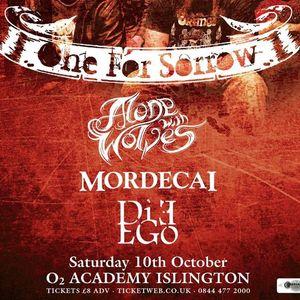 Mordecai O2 Academy Islington