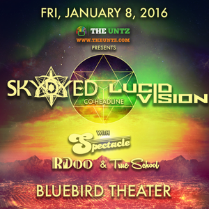 Skydyed Aggie Theatre