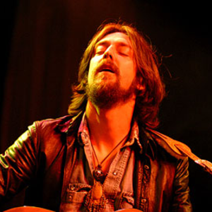 Chris Robinson Belly Up
